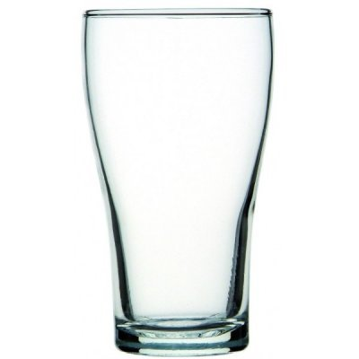 Crown Conical Beer Glass 425ml